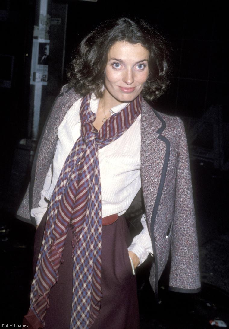 A volt kanadai first lady többször megfordult a klubban a 70-es években.