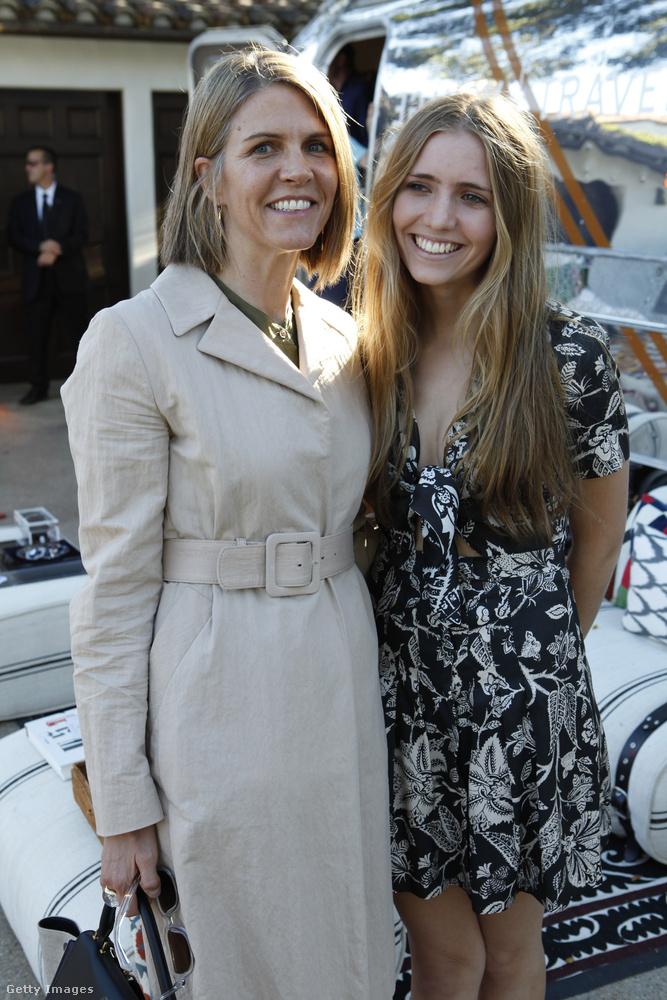 2013-ban még sokkal több időt tudott együtt tölteni lányával az idén 50 éves női politikus
