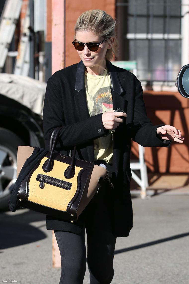 Kate Mara 2017 januárjában.