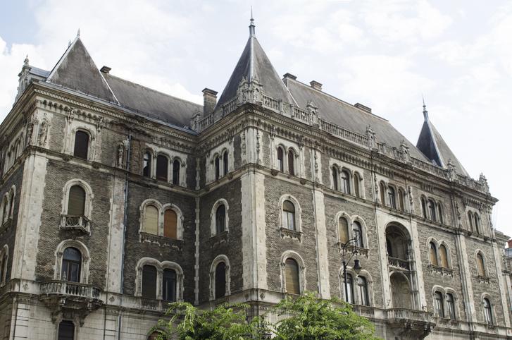 Az Andrássy úton álló Dreschler-palota, az egykori Állami Balettintézet lakhelye