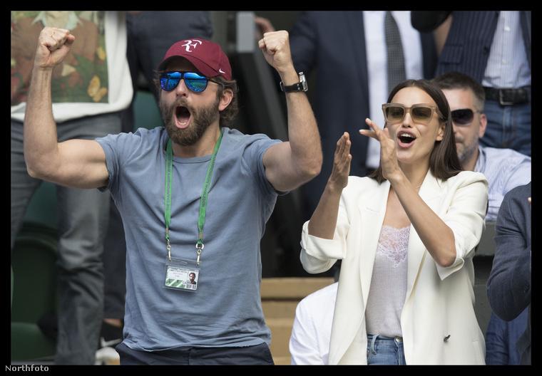 Bradley Cooper nemrég jegyezte el az orosz származású szupermodellt, aki gyermeket vár a színésztől