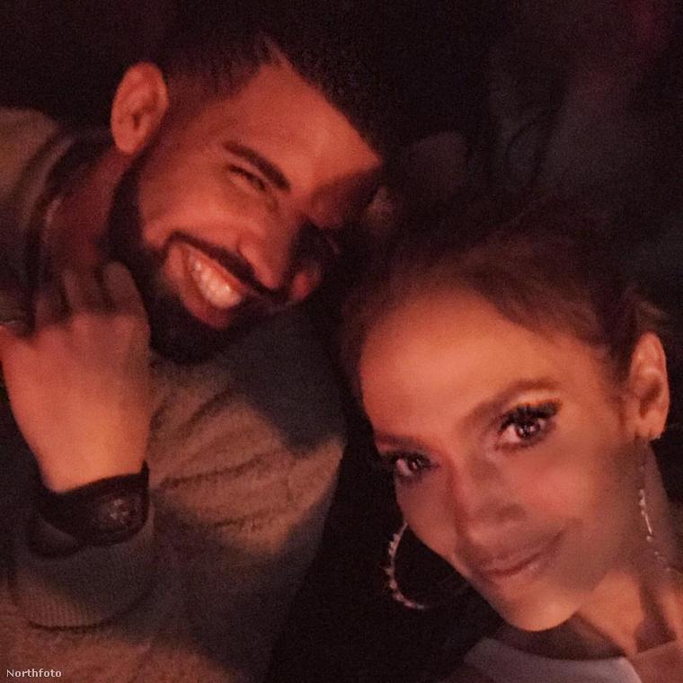 Bár még mindig nem erősítették meg hivatalosan, hogy J.Lo és Drakeegy pár lennének, azért ezek a fotók nem arról tanúskodnak, hogy csak a közös zenélés miatt lennének együtt