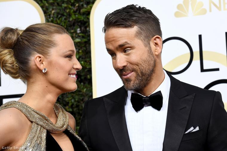Blake Lively és Ryan Reynolds is fontos és erős álomduó a mai celebpárosok között, nekik nemrég született meg második gyermekük, aki a szép hangzású Ines nevet kapta