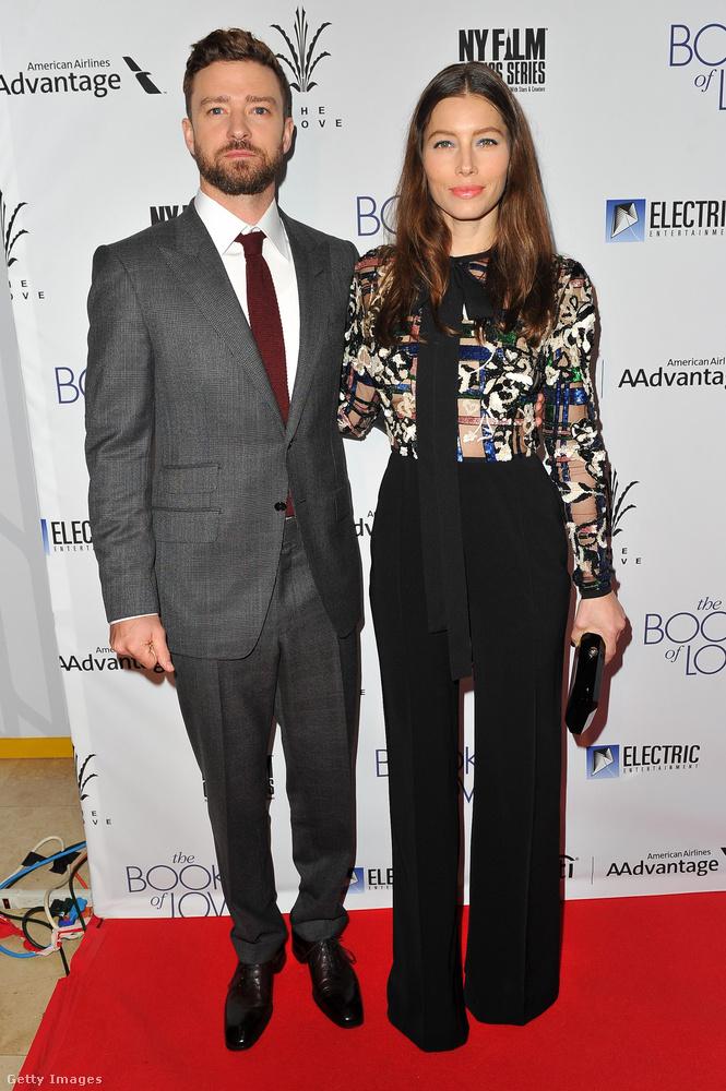 A színésznő Jessica Biel és az énekes Justin Timberlake még 2012-ben házasodott össze, és bár egy ideig szó volt arról, hogy kapcsolatuk megromlott, és esetleg válnak, mára már túl tudtak lépni a problémákon