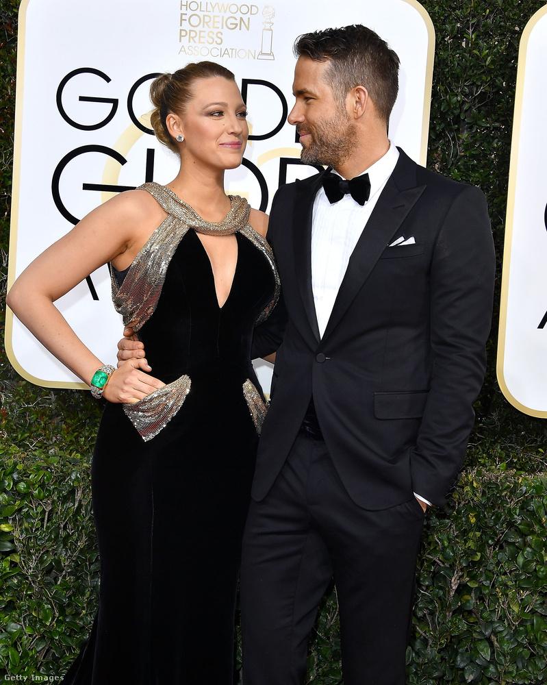 Természetesen ők is ott voltak a 2017-es Golden Globe-díjátadón, és csakúgy tündököltek a vörös szőnyegen