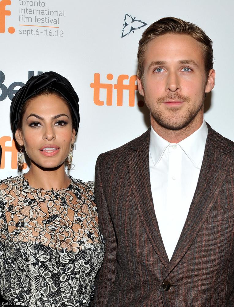 Ryan Gosling már saját jogán is elég menő és őrületesen vonzó férfi, de ő és felesége, Eva Mendes aztán végképp ellenállhatatlan pár a mai hollywoodi mezőnyben