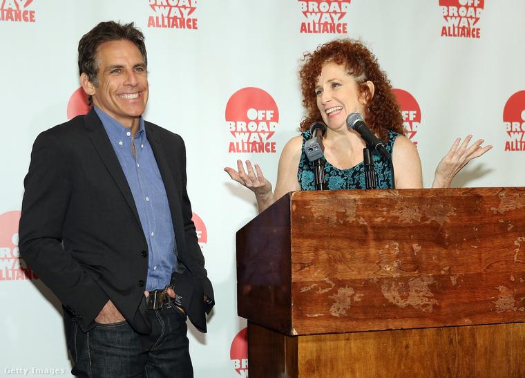 A két Stiller több filmben is szerepelt együtt (Zoolander - a trendkívüli, A kábelbarát), ami teljesen érthető, hiszen édesapjuk, Jerry Stiller és édesanyjuk, Anne Meara is színész-komikusként dolgozott