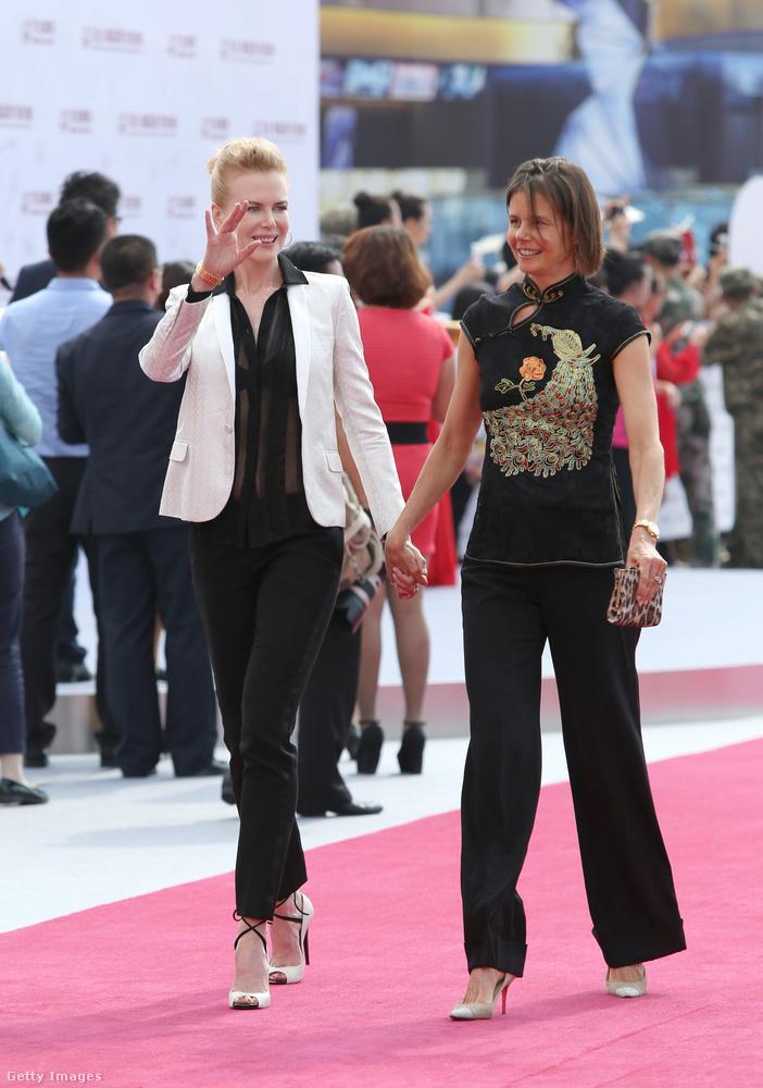Az idén ötvenedik szülinapját ünneplő Nicole Kidman és Antonia Kidman között 3 év van, de az ausztrál származású, amerikai színésznő az idősebb