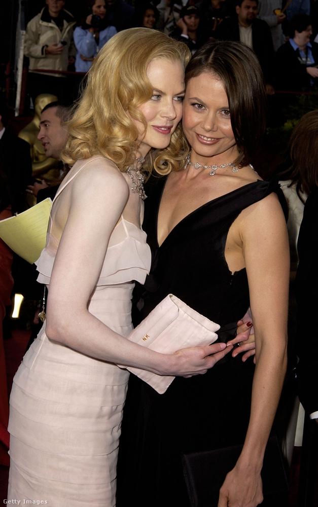 Nicole és Antonia Kidman már a 74