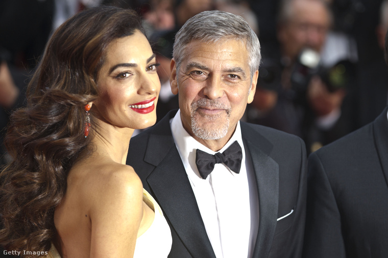 George Clooney és Amal Clooney