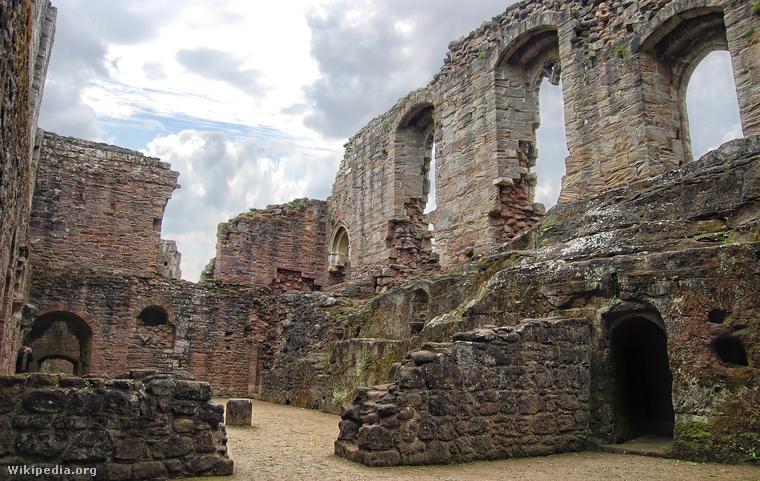 A Spofforth kastély