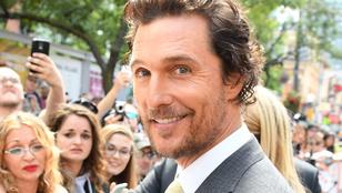 Az az igazság, hogy Matthew McConaughey nem használt fenékdublőrt
