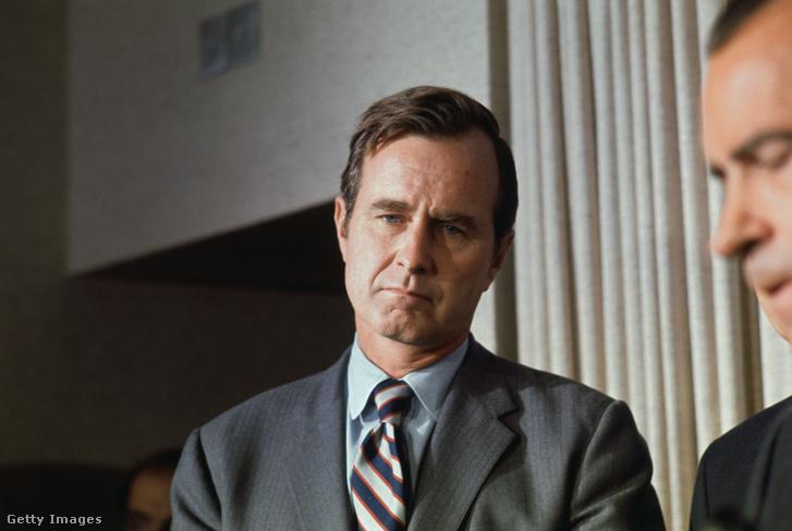 Bush és Nixon