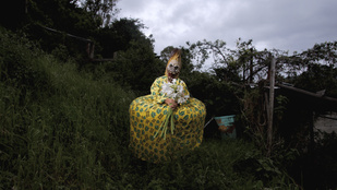 Hiába öltöztek fel szépen, a mexikói szörnyek ijesztőek
