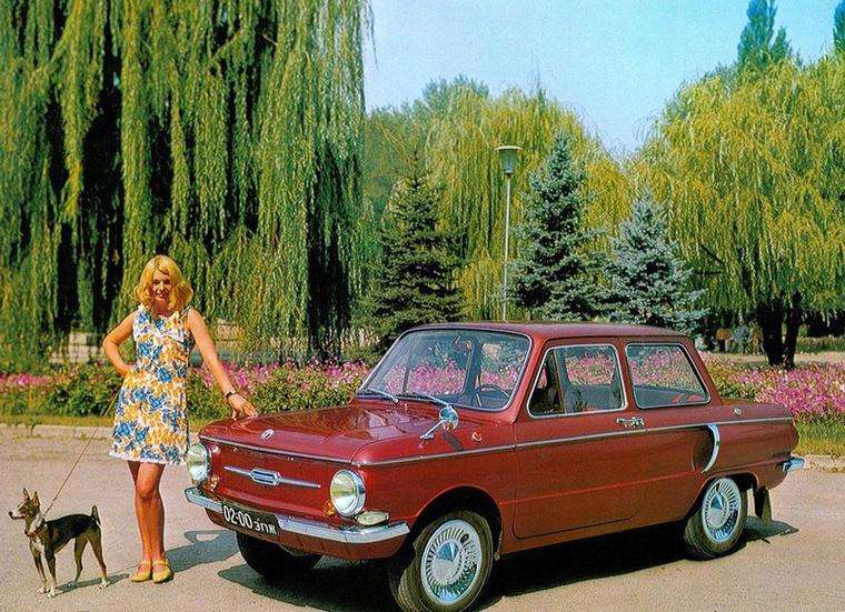 A ZAZ-968 közismert neve: Zaporozsec