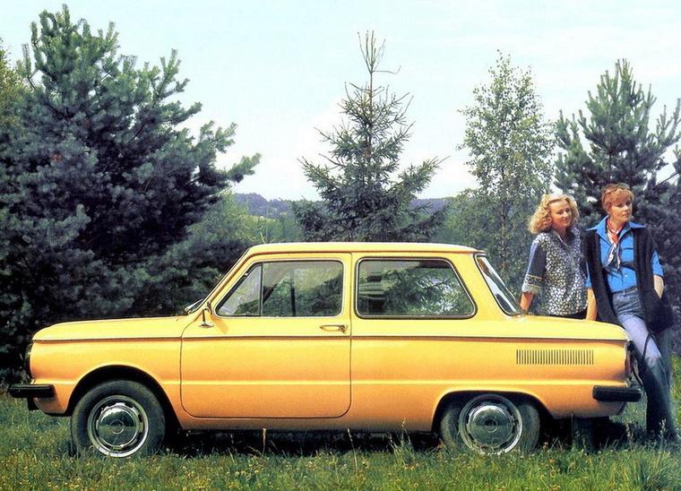 1973-ban a 968A, majd 1979-ben a 968M következett