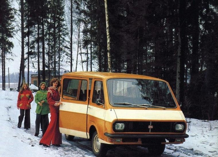 A RAF 2203 Latviját hazánkban főleg téeszek, vállalatok használták, de az 1980-as moszkvai olimpiára különmodellek is készültek