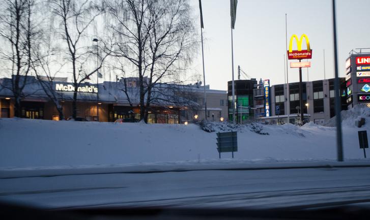 A gyorsétterem-történelem egy fontos darabja, a világ korábban legészakibb McDonald's-e Rovaniemiben