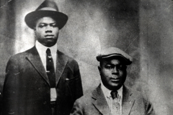 Louis Armstrong, Joe King Oliver