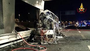 Összeomlott a Veronában balesetet szenvedett buszt bérbeadó cég vezetője