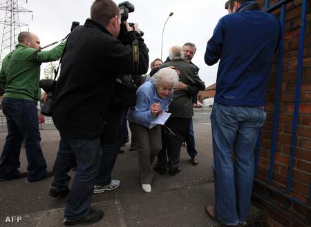 Gerry Adams, Sinn Fein vezér