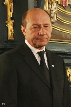Basescu román államfő