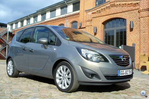 Ez az első magas új Opel-designos autó