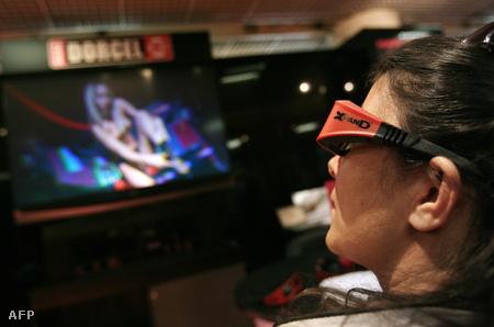 3D pornó már van (Fotó: Stephane Danna)