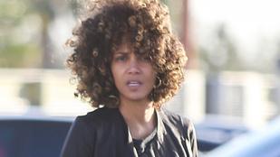 Halle Berry új hajának nincs nagyon ellenfele