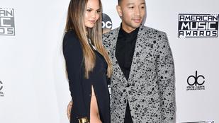 John Legend először szólalt meg a rasszista incidens óta
