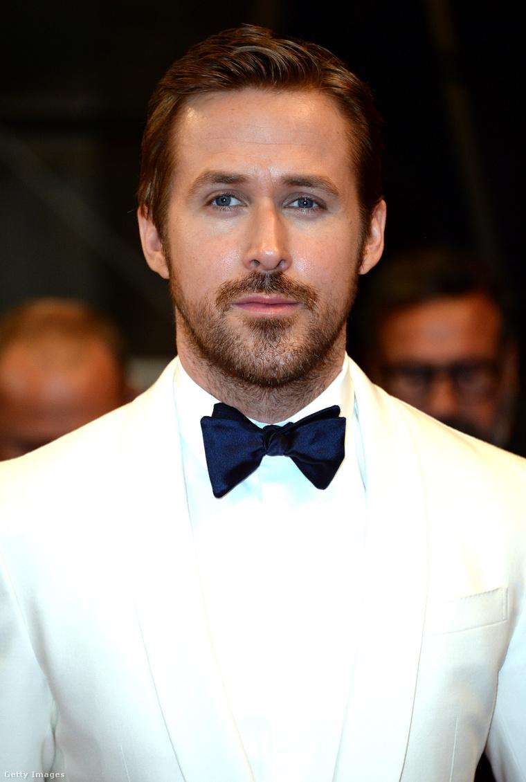 Ryan Gosling élőben.