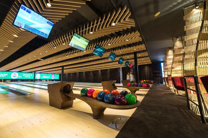 cinemapink bowling