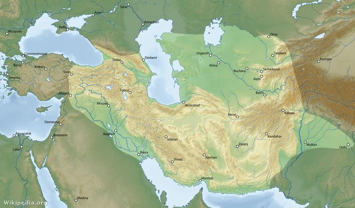 Timur birodalma