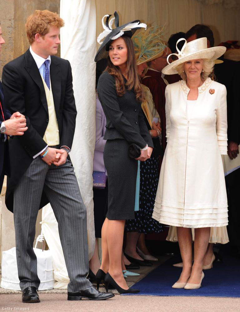 Katalin hercegné eddig legnagyobb botránya egyébként egy harmadik testrészéhez köthető.