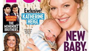 Katherine Heigl kisfiát most egészen közelről is megnézheti
