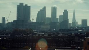 A nap képe: Eric Cartman becsillant Londonba