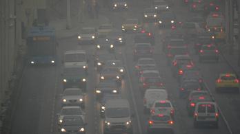 Újabb aggasztó csúcson az üvegházhatású gázok