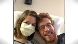 Allergiás lett a férjére, de az nem hagyja el