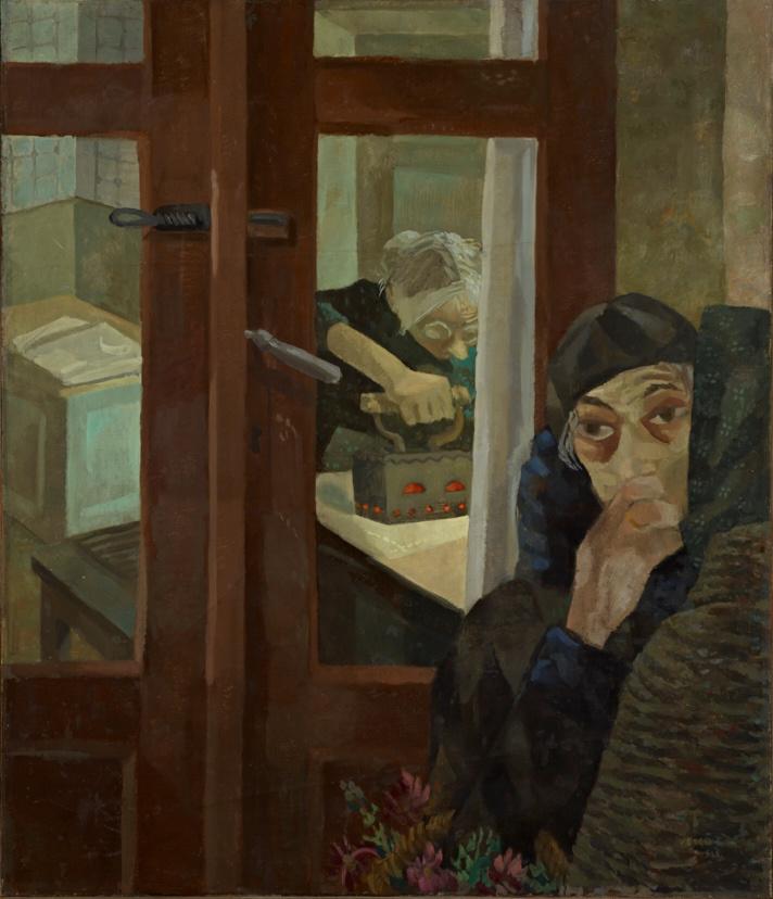 Duray Tibor: Vasaló asszony