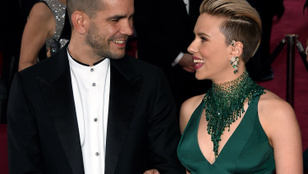 Scarlett Johansson titokban ment férjhez, titokban szült és most titokban költöztek szét