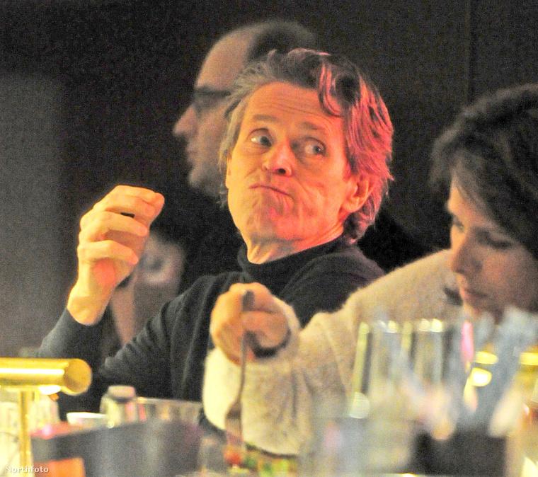 Megállapíthatjuk mindjárt az elején, hogy a színész nem szereti, ha megzavarják evés közben