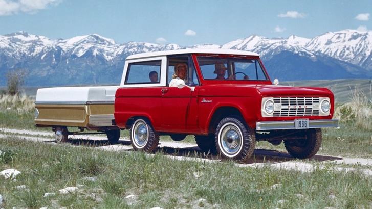 Az első Bronco 1966-ból