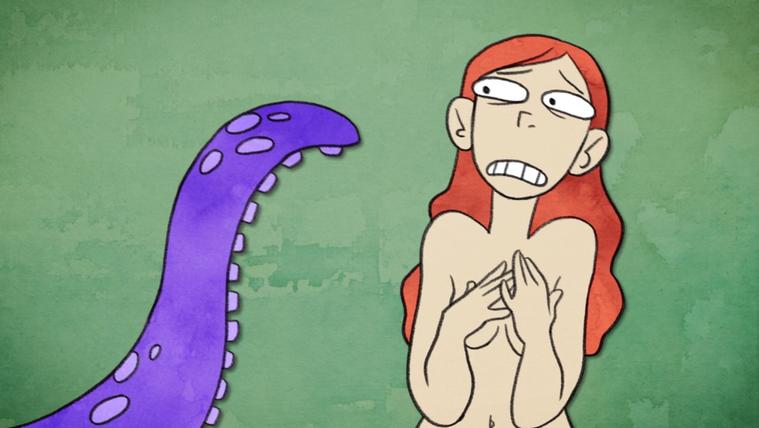 Nekünk rajzfilm pornó