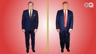 Donald Trump külsejének megreformálására egy magazin tett kísérletet