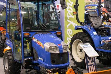 Mindig lenyűgöztek a miniatűr traktorok