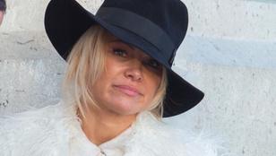 Pamela Anderson alighanem hányingert kapott Párizstól