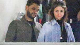 Rómában romantikázott Selena Gomez új pasijával