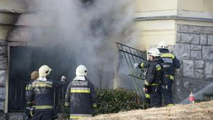 Ketten súlyos égési sérüléseket szenvedtek egy XI. kerületi lakástűzben