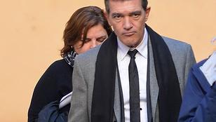 Kórházba került Antonio Banderas