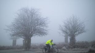 Egy férfi 30 napon keresztül biciklizett, hogy hazaérjen: csak rossz irányba ment
